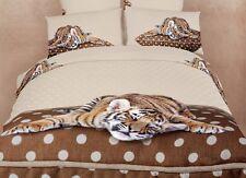 Teen Bedroom Bedding Set, Cute 4pc  Duvet Cover 100% Egyptian Cotton DM485T
