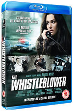 THE WHISTLEBLOWER - BLU-RAY - REGION B UK