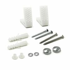Bathroom Close Coupled Back To Wall Toilet Pan Fixing Fitting Kit HSH13