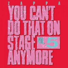 Frank Zappa-You can 't do that on stage anymore, vol.5 (2 CD) ROCK & POP NUOVO