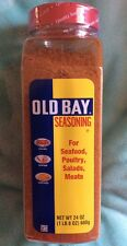 Old Bay Seasoning 24 oz. - Seasoning For Seafood Poultry Salads Meats Salt Herb