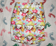 Popular Cloth Diaper Pocket Diaper Hello Kitty Cover NO INSERT COVER ONLY