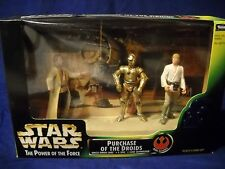 1997 STAR WARS POWER OF THE FORCE PURCHASE OF THE DROIDS #69778