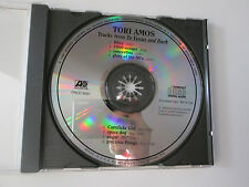 Tori Amos 8 Tracks To Venus and Back Bliss Glory Of The 80's Rare Promo CD