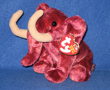 TY COLOSSO the MAMMOTH BEANIE BABY - MINT with MINT TAG