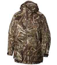 COLUMBIA PHG Mens M Widgeon Quad Parka Waterproof Omni Heat RealTree Max5 Jacket