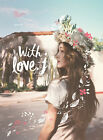 JESSICA - With Love, J (1st Mini Album) CD with Poster + Extra Photocards Set