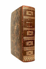 PILHES. TRAITE ANALYTIQUE ET PRATIQUE DES EAUX MINÉRALES D'AX ET D'USSAT. 1787.