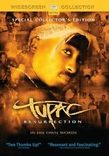 Tupac: Resurrection In His Own Words (DVD Widescreen Collection) SHIPS NEXT DAY