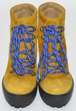 Polo Ralph Lauren Women's Amber Suede Hester Boots   Size 38 B  (US 7.5)
