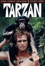Tarzan: Season One, Part One [4 Discs] (DVD Used Very Good) DVD-R/WS