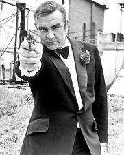 """Sean Connery James Bond 007 10"""" x 8"""" Photograph no 1"""