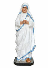 Saint Mother Teresa of Calcutta fiberglass statue cm. 150