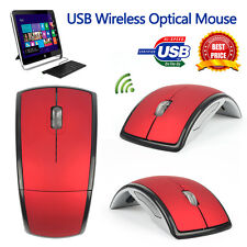 2.4GHz Wireless Cordless Usb Optical Mouse for Apple Macbook Air Pro Laptop PC