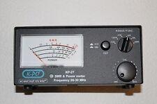 MAAS K SWR 1000 (KPO KP 27) KSWR 1000,SWR+Powermeter, 26-30 MHz. 1 KW, Neu+OVP