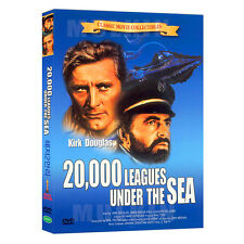 20,000 Leagues Under the Sea (1954) DVD - Kirk Douglas (New *Sealed *All Region)