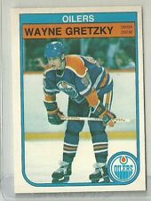 1982/83 O-Pee-Chee Hockey Wayne Gretzky Card # 106 Near Mint Condition