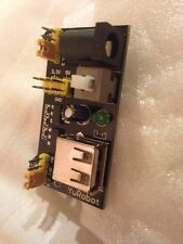 UK SELLER Breadboard Power Supply Module 3.3V 5V Adj BREAD BOARD USB on off swch