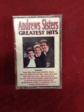 The Andrews Sisters .. Greatest Hits