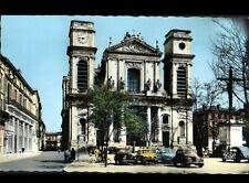 MONTAUBAN (82) CITROEN 2CV , RENAULT 4CV & DAUPHINE à la BANQUE & CATHEDRALE