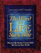 The Word In Life Study Bible-NKJ: Discover the Truths of God's Word for You and