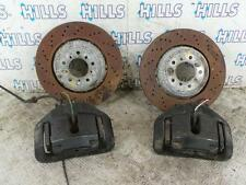 2007 BMW 3 SERIES M3 4.0 Front Brake Caliper Kit with Disc 60 30 360 6030360