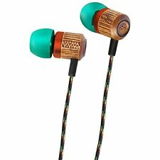 House of Marley EM-JE051-RA Chant Rasta In-Ear Headphone In-Ohr Kopfhörer