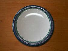 "Pfaltzgraff USA MOUNTAIN SHADOW Set of 6 Luncheon Plates 9"" Teal Purple Green"