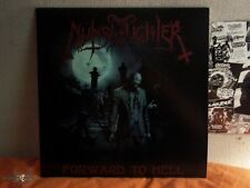 Nunslaughter - Forward To Hell LP - Limited Edition - NEW COPY