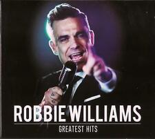 Robbie Williams Greatest Hits Best Songs CD 2-disc Set in Box Sealed
