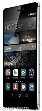 "Huawei P8 Titanium Grey GRA-UL00 Dual SIM (FACTORY UNLOCKED) 5.2"" Full HD ,16GB"