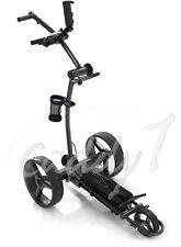 Elektro Golf Trolley CADDYONE 700 Darkgrey mit Lithium-Akku