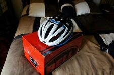 NEW - Bell Gage Cycling Helmet, Blue/White, Small
