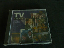 FAVOURITE TV THEMES RARE NEW CD! DR WHO THE PROFESSIONALS THE AVENGERS CHIMERA