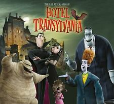 The Art and Making of Hotel Transylvania by Tracey Miller-Zarneke (2012,...