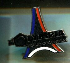 RARE PINS PIN'S .. MUSIQUE MUSIC SALLE SPECTACLE OLYMPIA TOUR EIFFEL PARIS 75~CW