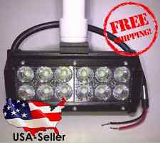 Flounder Gigging Light PVC Head LED 36 Watts 3600 Lumens 12 Volt (Boat, Fishing)