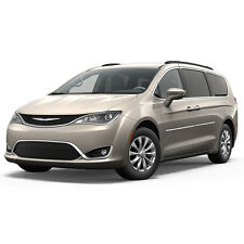 For: CHRYSLER PACIFICA; Body Side Moldings Mouldings CHROME ABS 2017-2018