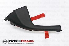 GENUINE NISSAN 2007-2013 VERSA DRIVERS LH COWL EXTENSION TRIM COVER NEW OEM