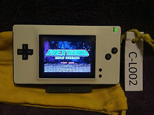 GBA Macro  - Gameboy Game Boy Advance Macro - CUSTOM CONSOLE! C-L002