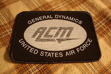 Advanced Cruise Missle GENERAL DYNAMICS United States Air Force PATCH Military