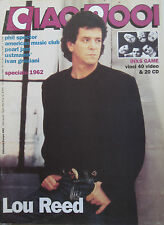 CIAO2001 7 1992 Lou Reed Inxs Bill Bruford Pearl Jam Phil Spector No Strange AMC