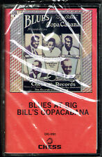 BLUES AT BIG BILL'S COPACABANA - VARIOUS (Cassette) BRAND NEW FACTORY SEALED