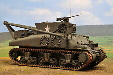 Sherman m32 us montañas tanques tanque Pánzer Armoured Recovery vehicl arv escala 1/16