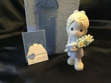 Precious Moments Mom, Your Love Makes Me Blossom Figurine 840001