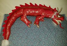 Folkmanis Red Dragon Chinese Dragon Puppet. HUGE.