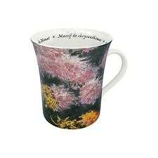 MUG CHOPE TASSE CLAUDE MONET LES FLEURS BOUQUET FLOWERS ART GIVERNY FRANCE