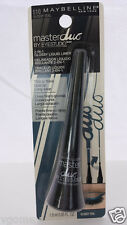 2 Maybelline Master Duo 2 in 1 Glossy Liquid Eye Liner #510 Glossy Teal-2pk
