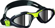 Triathlon MIRRORED KAYENNE GOGGLE AquaSphere Mask Swimming Diving Anti-Fog sWIM