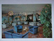 MILANO terrazza Martini vecchia cartolina lampadario